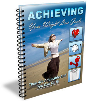 Product picture Achieving Your Weight Loss Goals