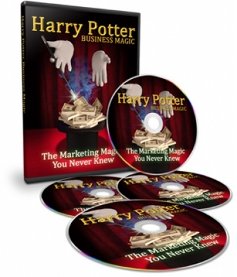 Product picture Harry Potter Business Magic  PLR