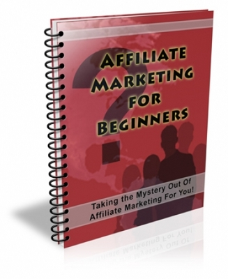 Product picture Affiliate Marketing for Beginners