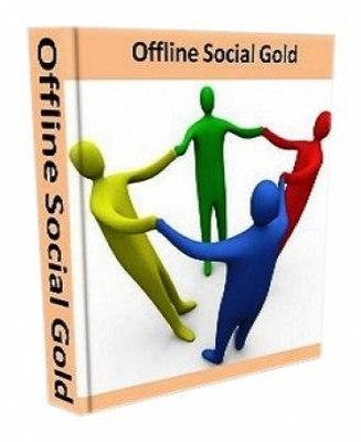 Product picture Offline Social Gold