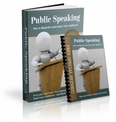 Product picture Public Speaking