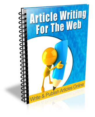 Product picture Article Writing For The Web