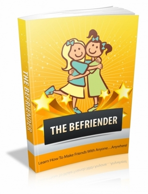 Product picture The Befriender