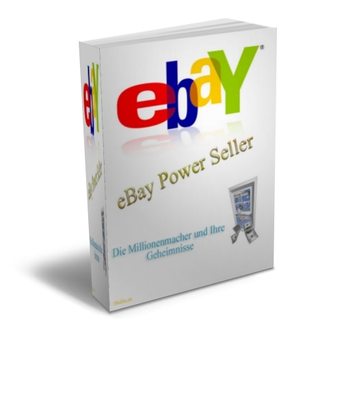 Product picture eBook - ebay Powerseller- Geheimnisse!