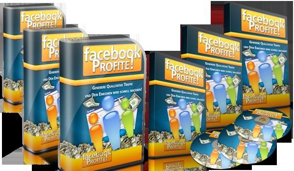 Product picture Facebook Profite in Deutsch, 9 Lernvideos mit MRR!